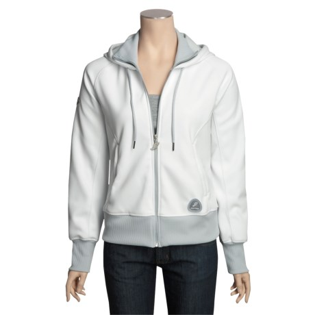 Saucony Kilkenny Fleece Hoodie Jacket - Full Zip (For Women)