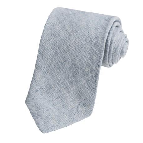 Altea Oxford Linen Tie (For Men)