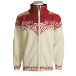 Dale of Norway Amundsen Sweater - New Wool, (For Men and Women)