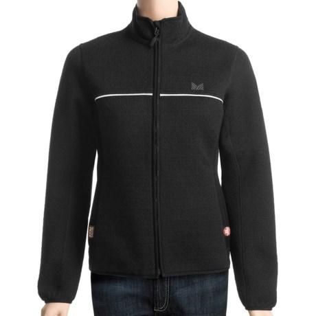 Dale of Norway Kirkerud Knitshell Soft Shell Jacket - Windstopper® (For Women)