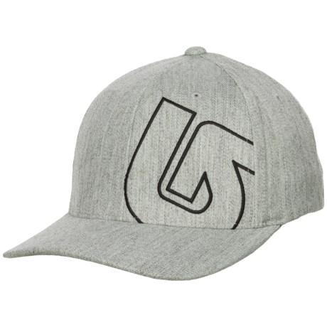 Burton Slidestyle Flexfit® Baseball Cap (For Men)
