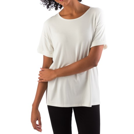 Yala Bella Shirt - Relaxed Fit, Short Sleeve (For Women)