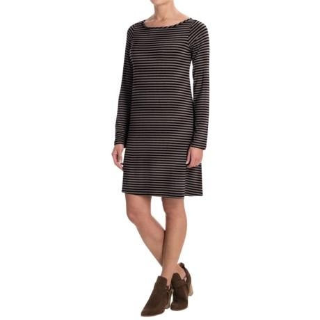 Yala Mia Tunic Dress - Long Sleeve (For Women)