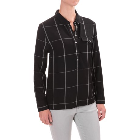 Carve Designs Hammond Shirt - Long Sleeve (For Women)