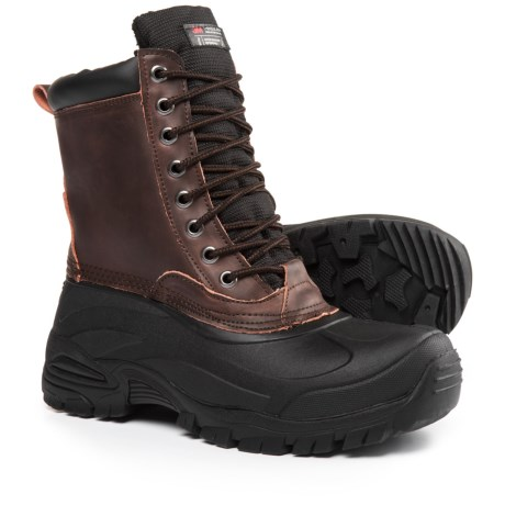 Telluride Blizzard Winter Boots - Waterproof, Insulated (For Men)