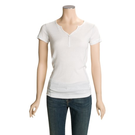 Mountain Hardwear LochVale T-Shirt - Short Sleeve (For Women)