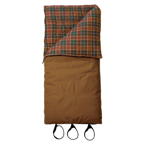 Slumberjack 0°F Big Timber Sleeping Bag - Synthetic, Long Rectangular