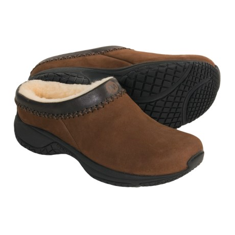 Merrell Encore Chill Stitch Clogs - Leather (For Women)