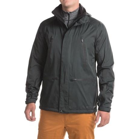 Burton Black Scale Harbor Jacket (For Men)