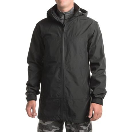 Burton Black Scale Outbreak Snowboard Jacket - Waterproof (For Men)