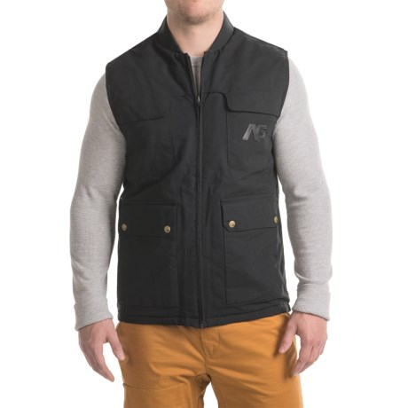 Burton Analog Divest Reversible Vest - Insulated (For Men)
