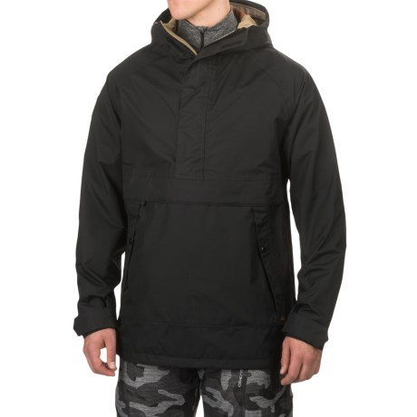 Burton Rambler Anorak Jacket - Waterproof, Zip Neck (For Men)
