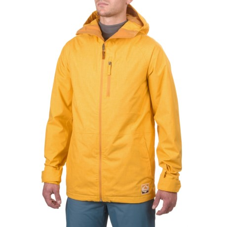 Burton Hilltop Thermolite® Jacket - Waterproof, Insulated (For Men)