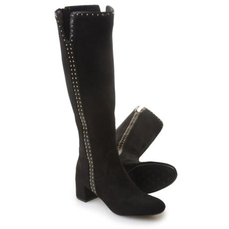Adrienne Vittadini Larosa Tall Boots - Vegan Leather (For Women)