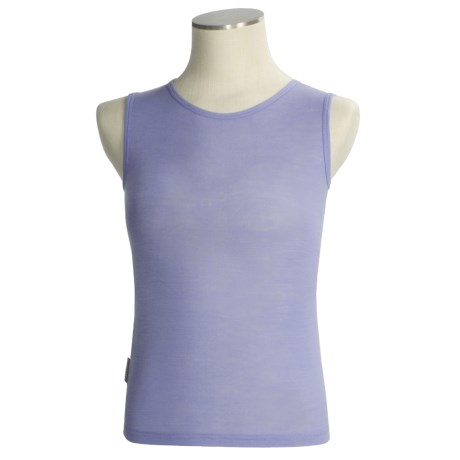 Icebreaker Merino Wool Tank Top - Lightweight (For Women)