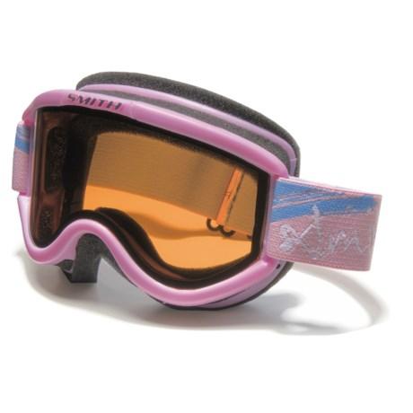 Smith Optics Challenger OTG Ski Goggles (For Little and Big Kids)