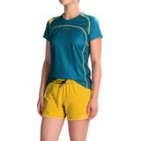 La Sportiva Summit T-Shirt - Short Sleeve (For Women)