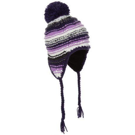 Screamer Nikka Ridge Beanie - Ear Flaps (For Women)
