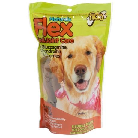 Fido Flex Care Dog Treats - Medium, 8-Pack