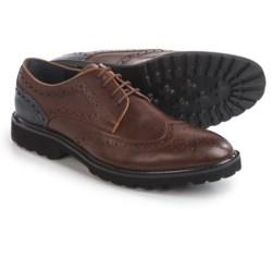 Steve Madden Marlen Wingtip Oxford Shoes - Leather (For Men)