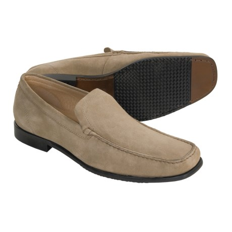 Johnston & Murphy Deprima Venetian Loafers - Leather, Moc Toe (For Men)