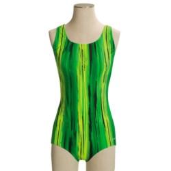 Dolfin Ocean Aquashape High-Performance Swimsuit - Muscle Back (For Women)