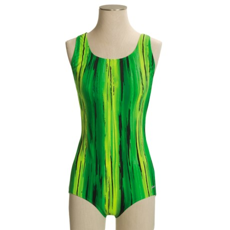 Dolfin Ocean Aquashape High-Performance Swimsuit - Muscle Back (For Women)
