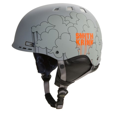 Smith Optics Holt Exclusivo Helmet - Snowsport (For Men and Women)