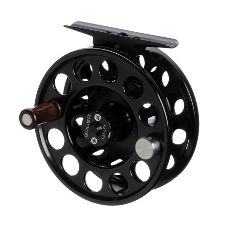Best fly reel deal on the planet review of bauer fly for Fly fishing reel reviews