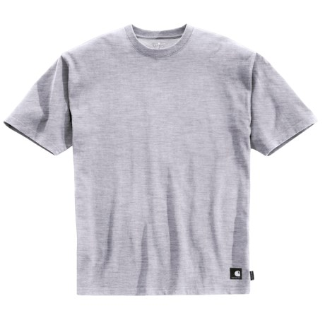 Durable hot weather t shirt carhartt work dry t shirt for Carhartt work dry t shirt