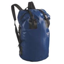 Seattle Sports H2O Gear Waterproof Backpack - Medium in Green - Closeouts