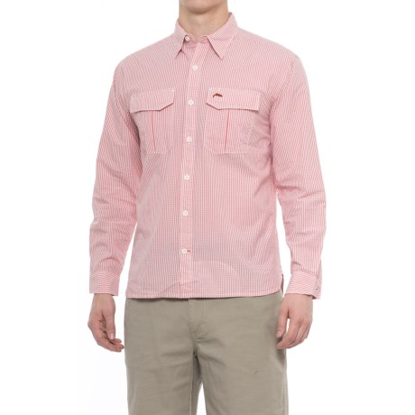 Simms Transit Shirt - Long Sleeve (For Men)