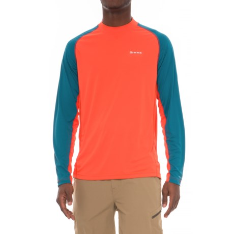 Simms SolarFlex® Shirt - UPF 50+, Long Sleeve (For Men)