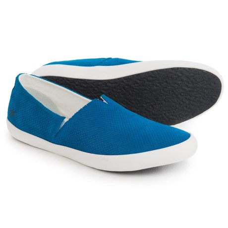 Armani Am568 Slip-On Shoes - Suede (For Men)
