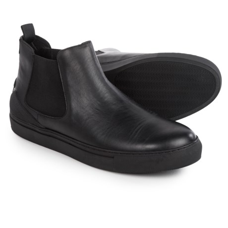 Armani Chelsea Boots - Leather (For Men)