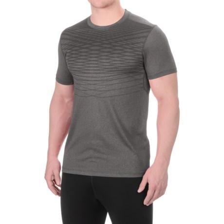 Layer 8 Screenprint Training T-Shirt - Short Sleeve (For Men)