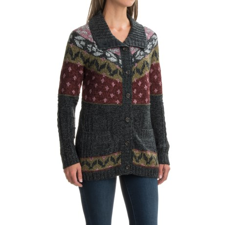 Royal Robbins Mystic Button Cardigan Sweater (For Women)