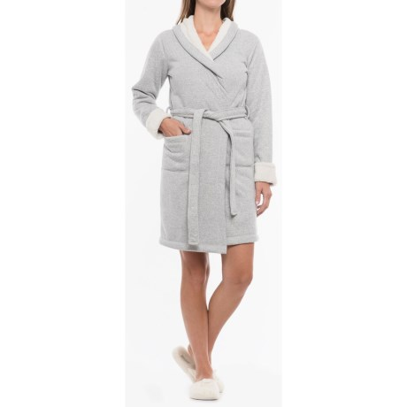 Tahari Plush Robe - Long Sleeve (For Women)