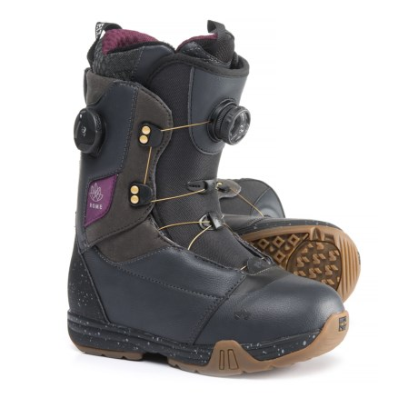 Rome Memphis BOA® Snowboard Boots (For Women)