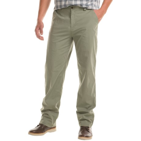 Woolrich Vista Point Pants - Organic Cotton, Classic Fit (For Men)
