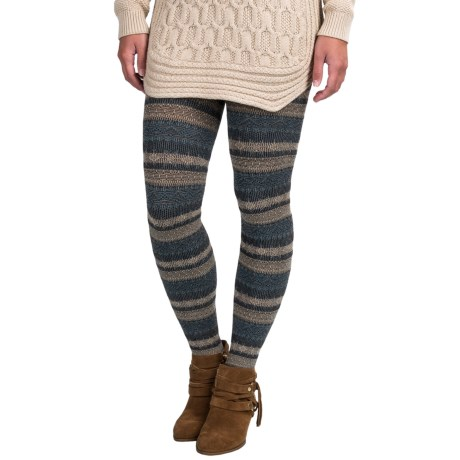 Anew Ski Lodge Native American Tights (For Women)