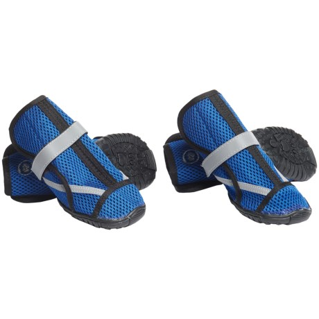 Silver Paw Easy Fit Mesh Dog Boots