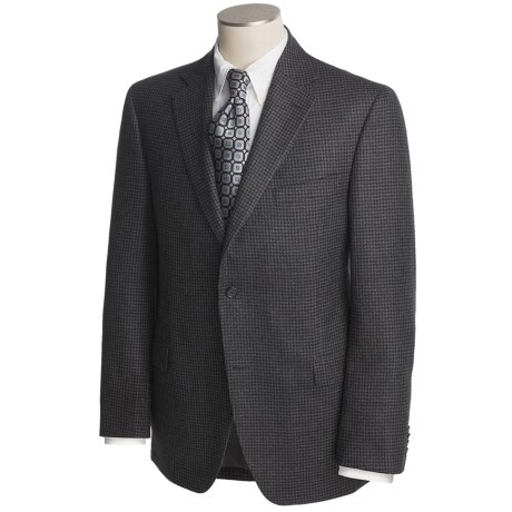 Jack Victor Houndstooth Sport Coat - Wool (For Men)