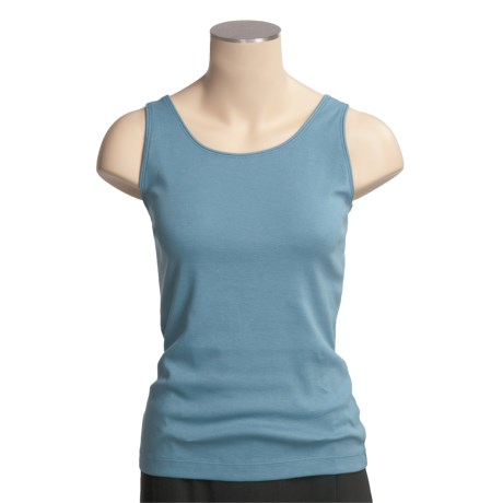 Madison Hill Tank Top - Pima Cotton (For Women)