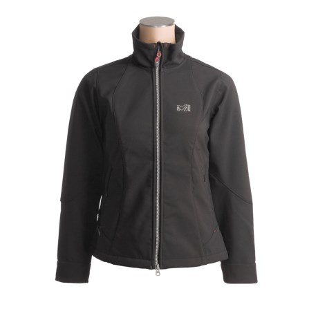 Millet Elbruse Jacket - Soft Shell (For Women)
