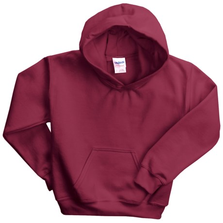 Gildan Heavy Blend Hoodie Sweatshirt - 7.5 oz. (For Youth)