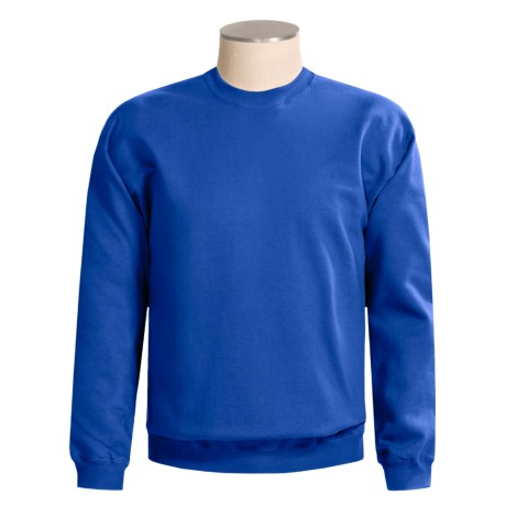 Gildan 9.5 oz. Sweatshirt - Cotton-Rich (For Men and Women)