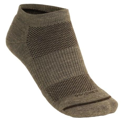Goodhew Taos Micro Socks - Lambswool-Alpaca (For Men)