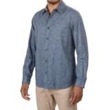 Woolrich Mainroad Shirt - UPF 20, Organic Cotton, Long Sleeve (For Men)