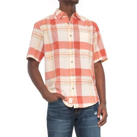 Woolrich Pepper Creek Shirt - Short Sleeve (For Men)